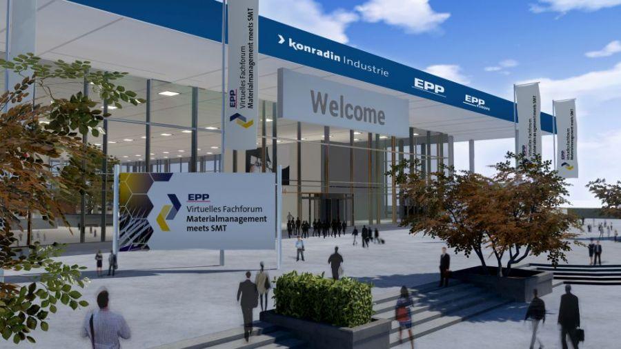 Virtuelles Fachforum Materialmanagement meets SMT