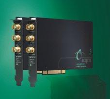 dso karte Zweikanalige DSO Karte mit 500 MHz und 2 GS/s   EPP