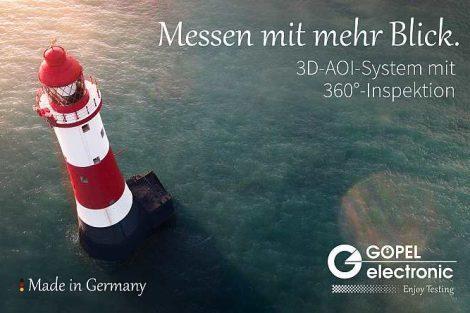 3D AOI-Systeme von GÖPEL electronic: mehr als nur schöne Bilder...