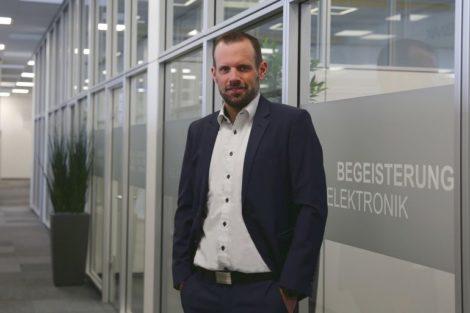 BMK ernennt Andreas Schneider zum Geschäftsleiter Vertrieb