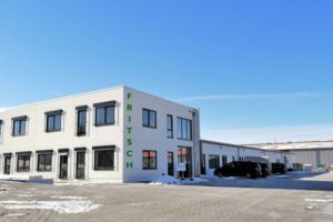 Fritsch bezieht neuen Firmensitz in Amberg