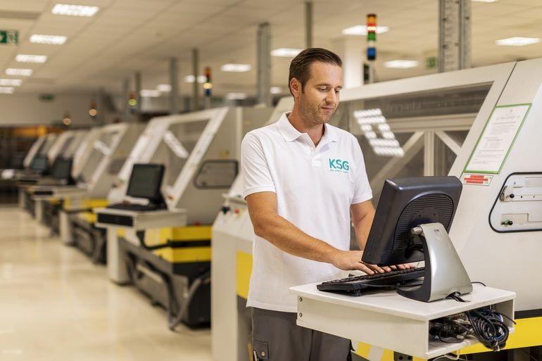KSG: Leiterplattenwerk Gars nach IATF 16949 zertifiziert