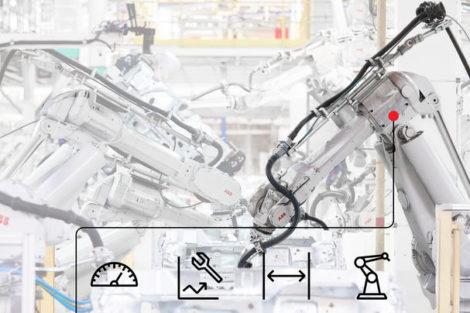 ABB stellt zustandsorientierten Wartungsservice zur Roboter-Überprüfung vor