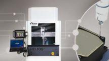 Dosieranlage für 1K und 2K Materialien in der Elektronikfertigung.