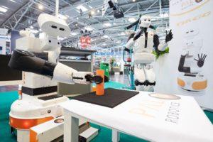 Roboter bieten Chancen für COVID-19-Neustart
