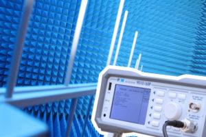 Schnelle EMV-Vorprüfungen bei Bedek für kürzere Entwicklungszeiten