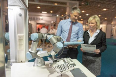 Digitale Technologien zur Steigerung von Effizienz und Qualität.