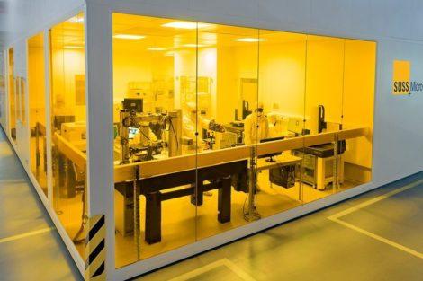 Optimierung von Imprint-Prozessen für Wafer-Level-Optiken