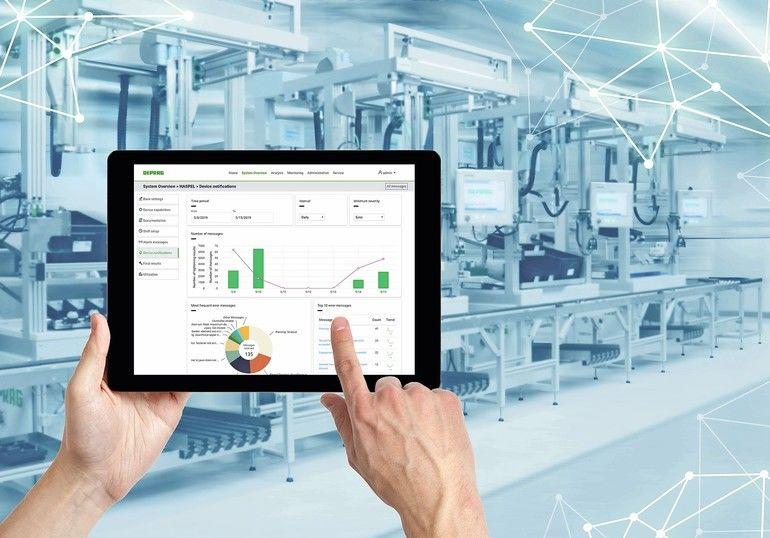 Digitale Kommunikationsplattform sorgt für mehr Datendurchblick.