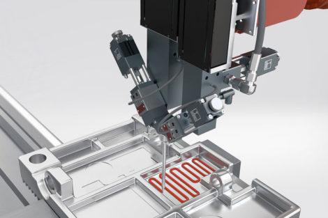 Dosier- und Mischsystem für die Elektromobilität und Batterieproduktion