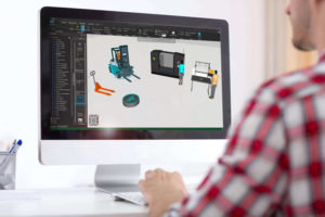 3D-Simulation als zentrale Komponente im Lean Manufacturing