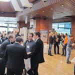 Die 10. DVS/GMM-Tagung präsentierte Produkt- und Dienstleistungsangebote in Form einer Tabletop-Ausstellung.