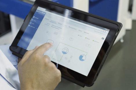 Ecoclean unterstützt Digitalisierung und Remote Service
