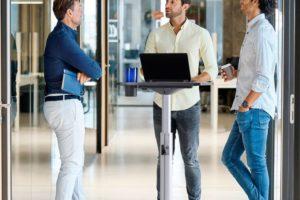 Arbeitsplatz-Konzepte 2020: Vier Trends fürs Büro.