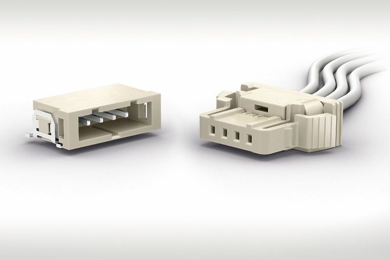 Cable-to-Board-Steckverbindern für hohe Vibrationen.
