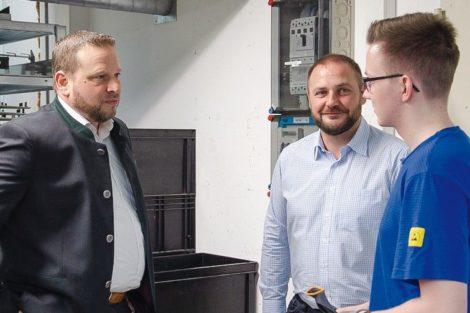 Selektivlötanlage mit integriertem AOI von Ersa ermöglicht schnellere und flexiblere Produktion
