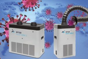 Geräte zur Filterung von Lötrauch schützen die Anwender