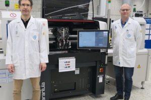 Elektronikfertiger eröffnet neue Potenziale mit zukunftsfähiger Dispenslösung
