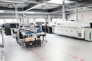 Wettbewerbsfähig mit technisch hoch versierten LED-Lösungen.