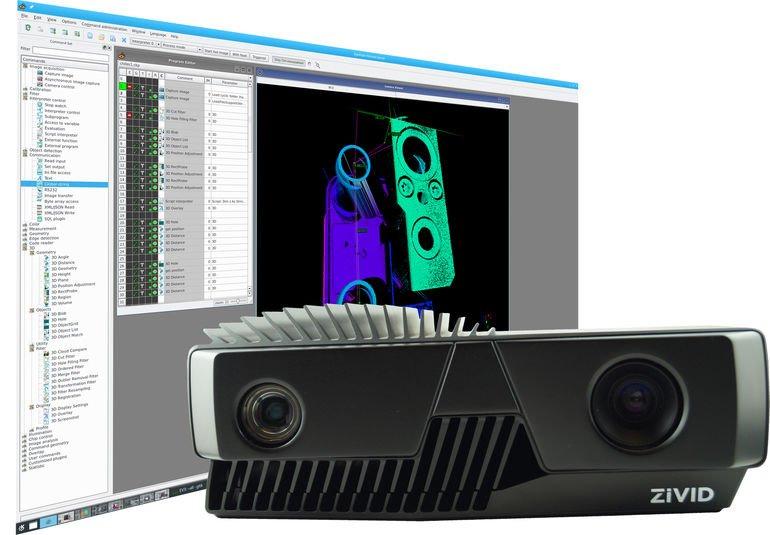 EVT EyeVision 3D Software