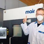 Anwenderbericht_Nikon_XTV160:_Roland_Mair,_Geschäftsführer_von_Mair_Elektronik.
