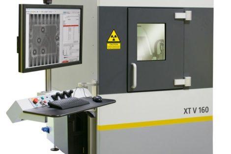 Satte Leistungsmerkmale und gestochen scharfe Bilder liefert das hochpräzise Röntgensystem XTV160 von Nikon Metrology, dass über Factronix nur für kurze Zeit zum Sonderpreis erhältlich ist.
