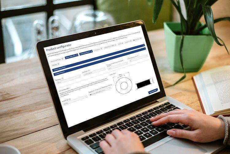 Online-Konfigurator für Lotlegierungen
