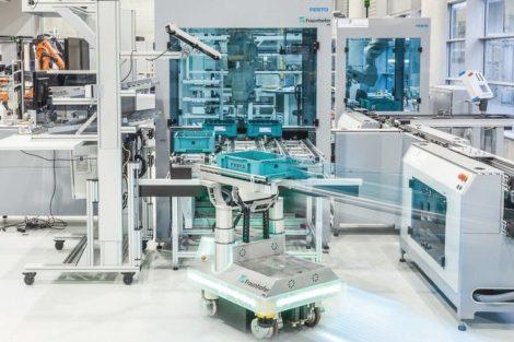 Fraunhofer IPA: Automatisierung der Automatisierung