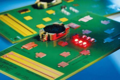 Leistungselektronik mit Hybridleiterplatten statt Keramik