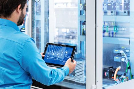 Integrierte Digitalisierungs- und Energiestrategie für die Produktion