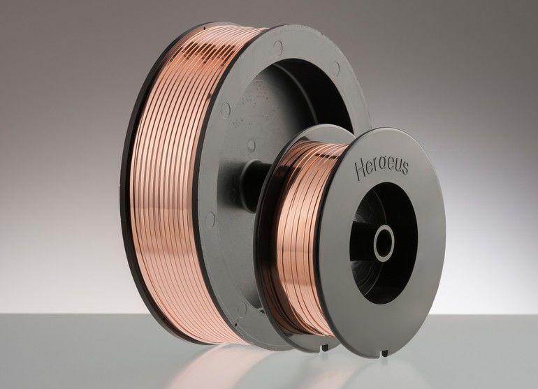 Kupferbondbändchen als leistungsstarke Aufbau- und Verbindungstechnik