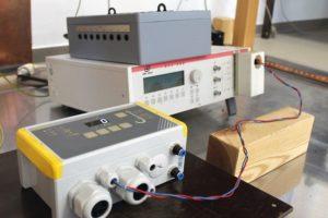 Entwicklungsbegleitende Tests im EMV-Labor von Hesch