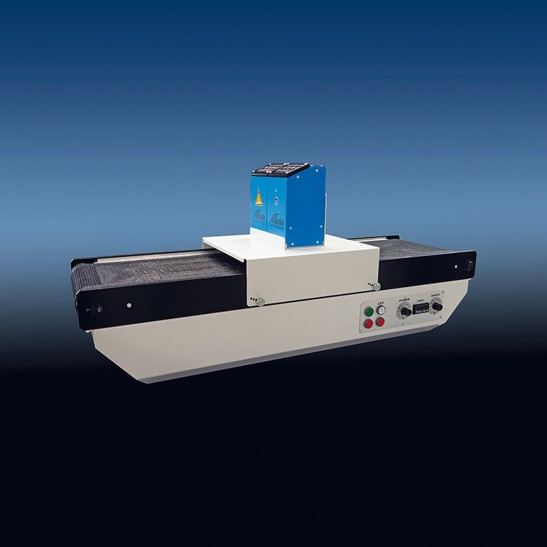 Hochintensive LED-UV-Aushärtung – zuverlässig und effizient.
