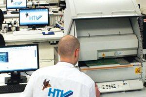 Schichtdickenmessungen bei HTV mit der Röntgenfluoreszenz-Analyse
