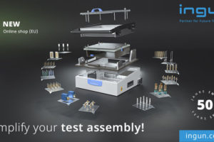 """""""Simplify your test assembly"""""""