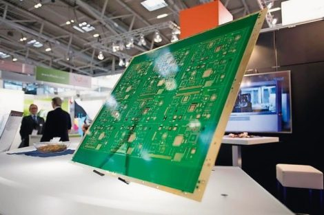 Integration von Drucktechnologie in den Fertigungsprozess.