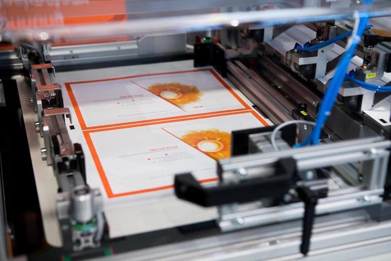 Drucktechnologie
