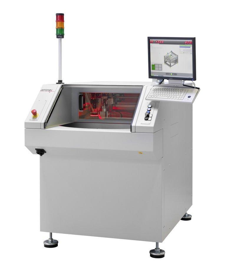 Automatisierungslösungen für die Elektronikindustrie.