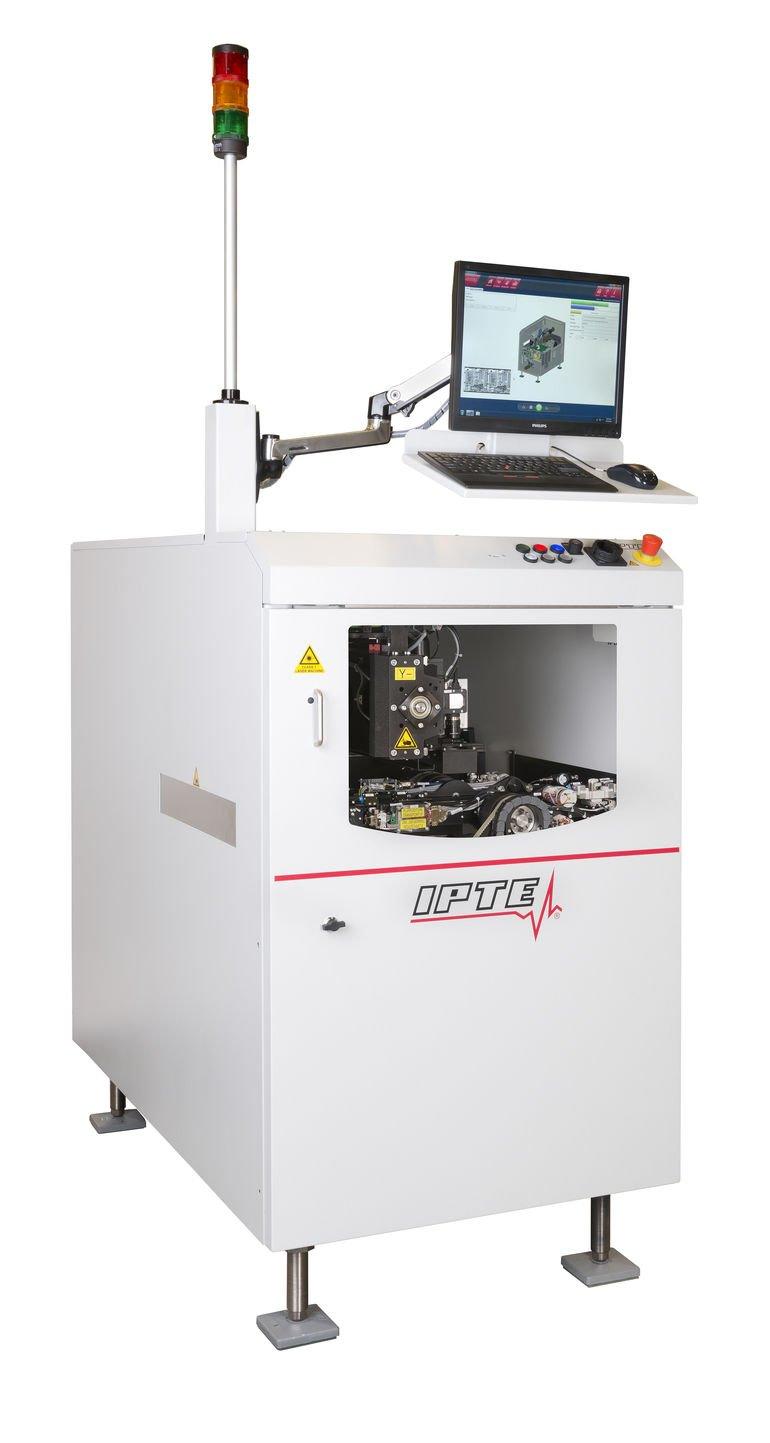 breite und vielseitige Produktpalette für Laser-Markieren.