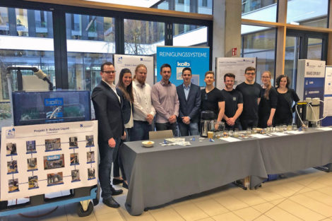 kolb Cleaning Technology kooperiert mit Hochschule Niederrhein