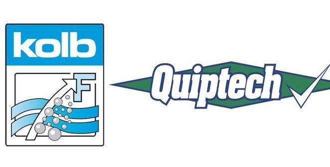 Quiptech übernimmt Verkauf und Service für die Produkte von kolb