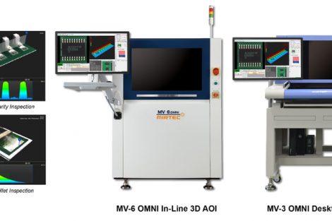 Sicherstellung der Qualität von SMT-Bauelementen
