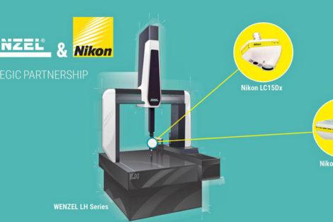 Die Vertriebspartnerschaft bietet den Kunden die ultimative Kombination aus innovativen Koordinatenmessgeräten (KMGs) mit unübertroffener Laserscan-Technologie.