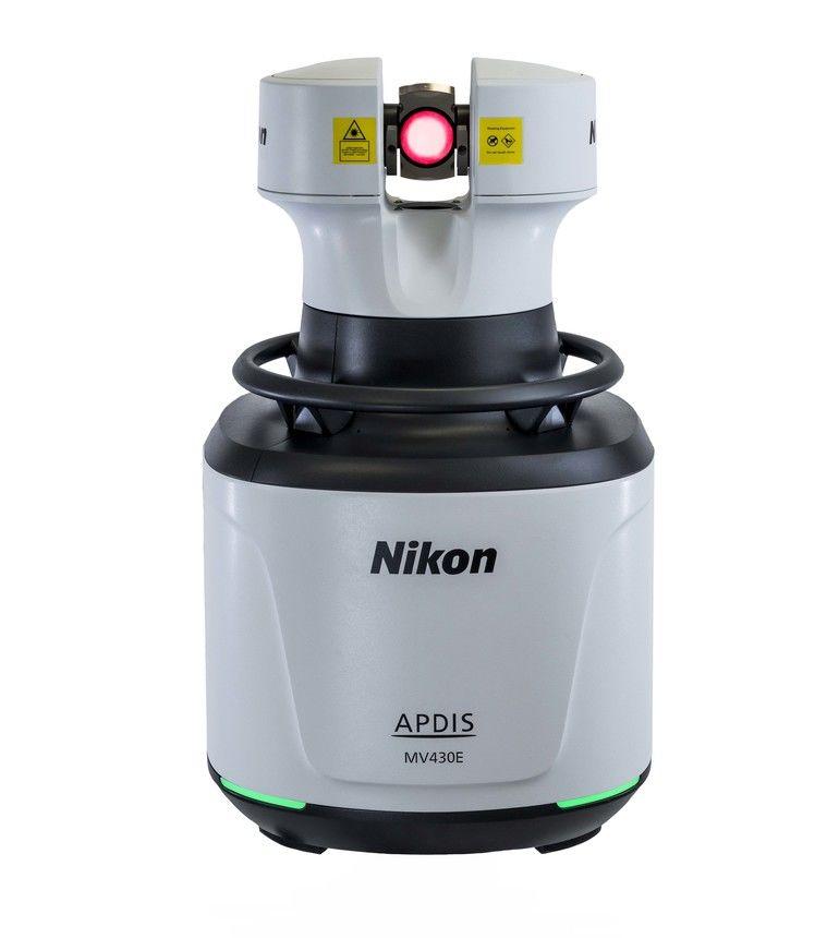 Nikon APDIS Laser Radar System