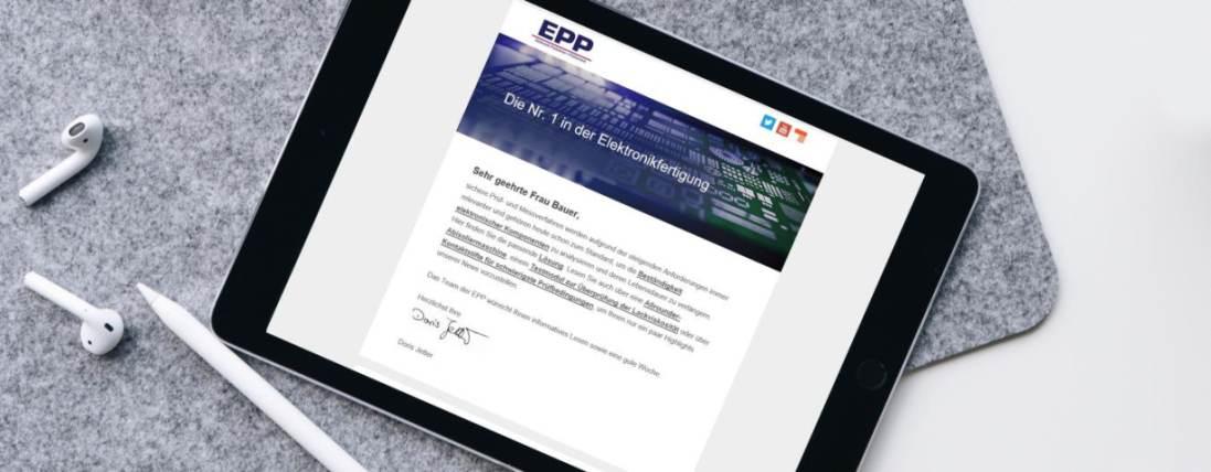 Newsletter EPP