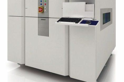 Hochpräzise Röntgenbildgebung von Omron für zuverlässige Inspektion verborgener Lötbereiche