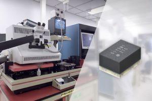 Kombination von Omron Electronic als ultimative Schaltlösung für Testgeräte