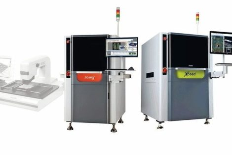 Parmi: Inspektionstechnologien für die künftige Elektronikproduktion