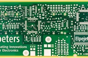 Inkjet Lötstopplacke für das Digital Manufacturing.