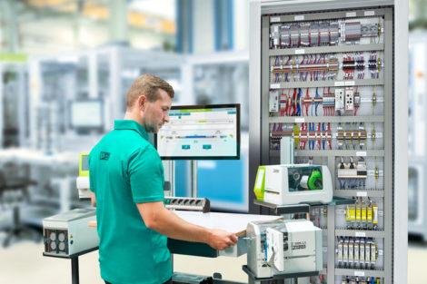 Assistenzsystem unterstützt effiziente Leiterverarbeitung
